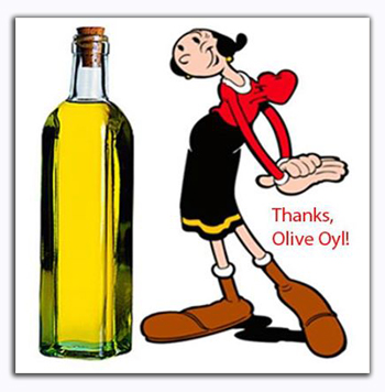Image about Olive Oil and Olive Oyl Mediterranean Diet | Bazilian