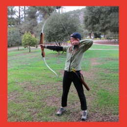 Image about archery and fencing | Bazilian