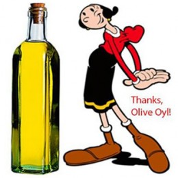 Image about Olive Oil and Olive Oyl | Bazilian