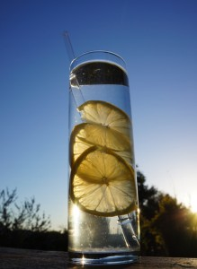 Image about Glass of water to hydrate for metabolism | Bazilian