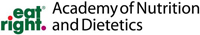 Member of The Academy Of Nutrition and Dietetics