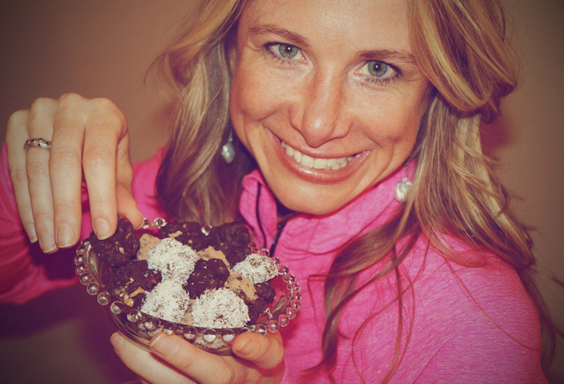 Image about Happy Wendy with Chocolate Covered Walnuts   Bazilian